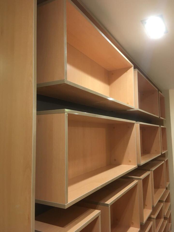 Библиотеки, стеллажи