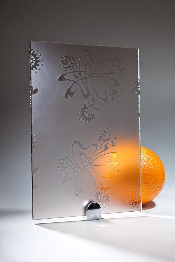 Букет Прозрачное с оттенком беронза