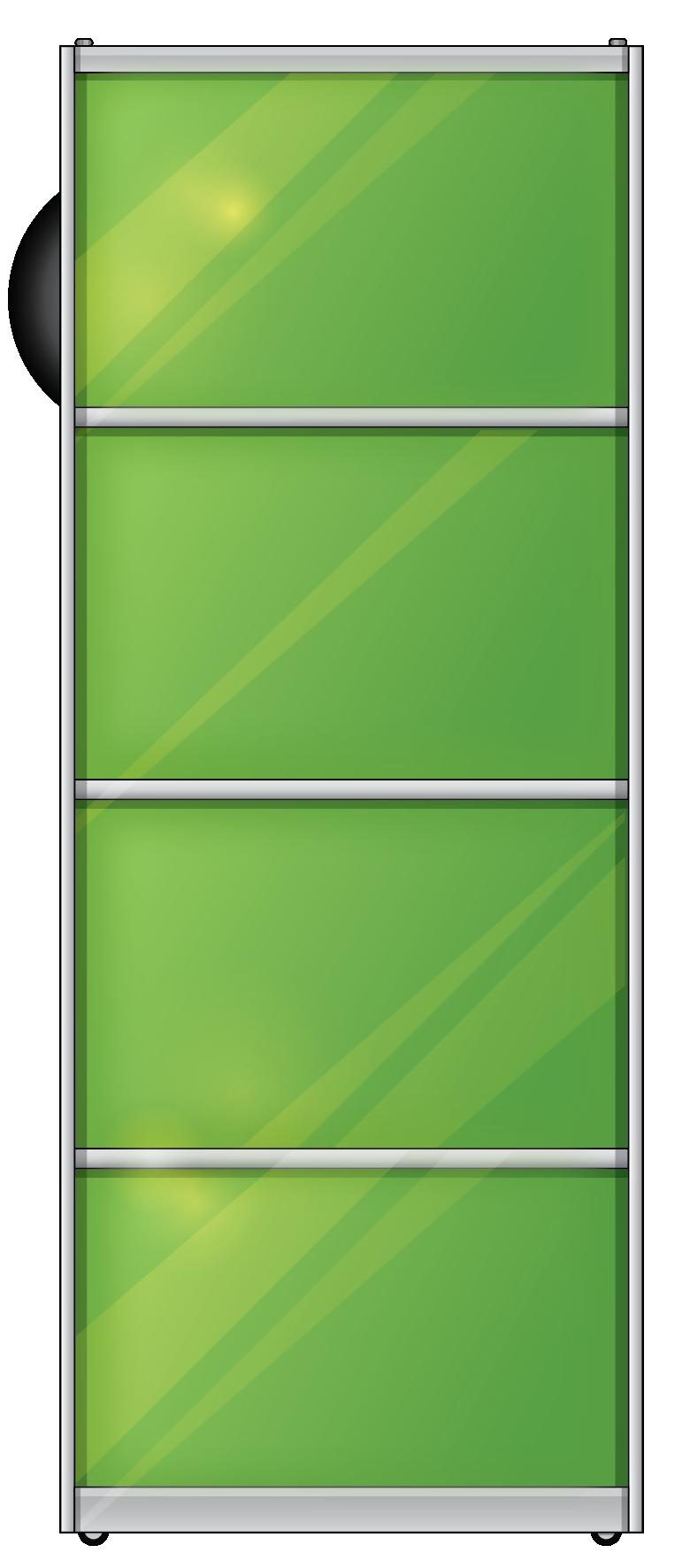 Kомбинированные двери для шкафов-купе