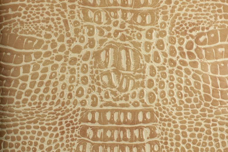 Образец искусственной кожи NW 2380 CROCOSHINE