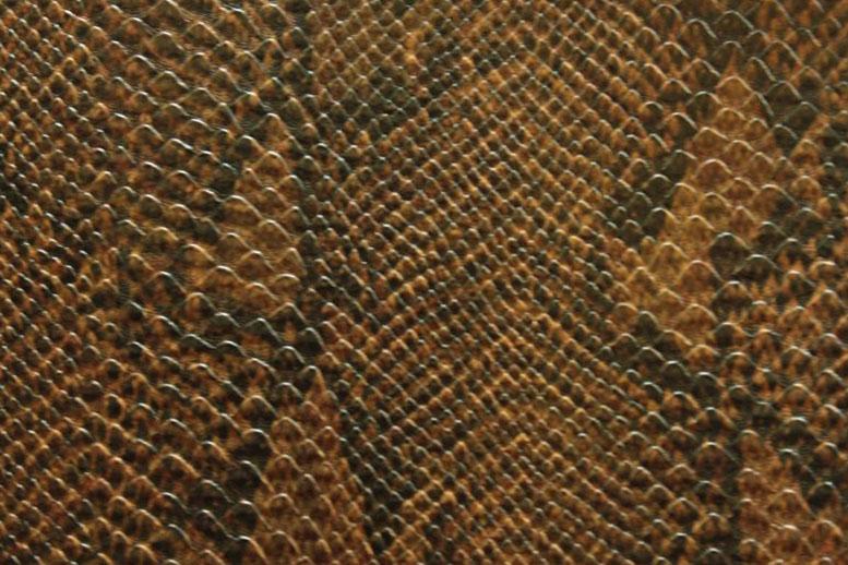 Образец искусственной кожи NW KING COBRA_3733