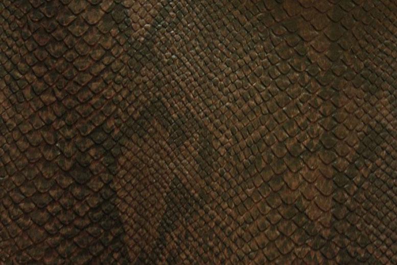 Образец искусственной кожи NW KING COBRA_3734