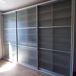 Встроенный шкаф-купе № 0951