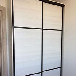 Встроенный шкаф-купе № 0956