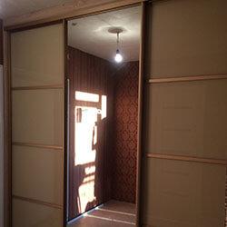 Встроенный шкаф-купе № 0957