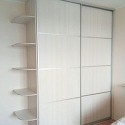 Встроенный шкаф-купе № 0996
