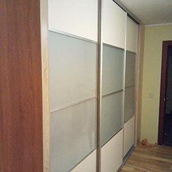 Встроенный шкаф-купе № 0998