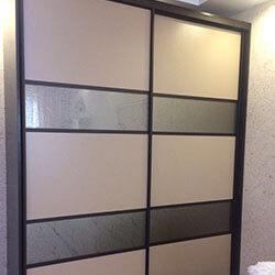 Встроенный шкаф-купе № 0999