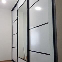 Встроенный шкаф-купе № 1006