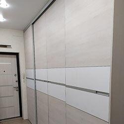 Встроенный шкаф-купе № 1008