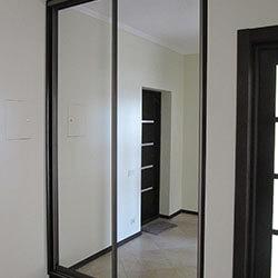 Встроенный шкаф-купе № 0112