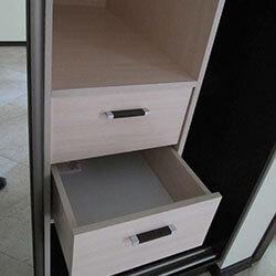 Встроенный шкаф-купе № 0113