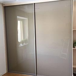Встроенный шкаф-купе № 1039