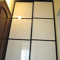 Встроенный шкаф-купе № 0116