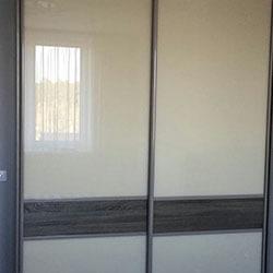 Встроенный шкаф-купе № 1071