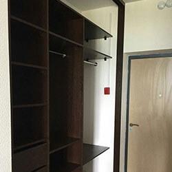 Встроенный шкаф-купе № 1076