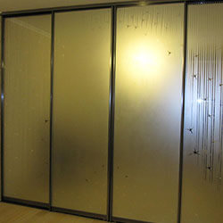 Встроенный шкаф-купе № 0119