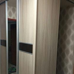 Встроенный шкаф-купе № 1104