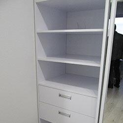 Встроенный шкаф-купе № 0122