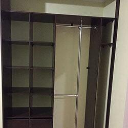 Встроенный шкаф-купе № 1123