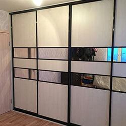 Встроенный шкаф-купе № 1126