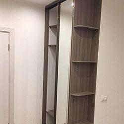 Встроенный шкаф-купе № 1128