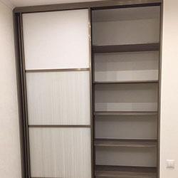 Встроенный шкаф-купе № 1131