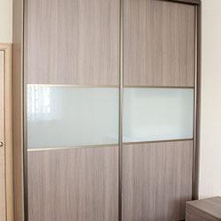 Встроенный шкаф-купе № 0140