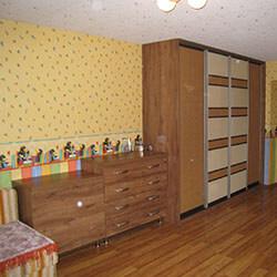 Встроенный шкаф-купе № 0151