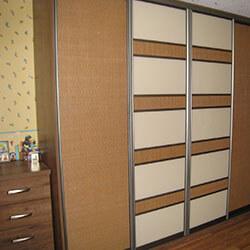 Встроенный шкаф-купе № 0152