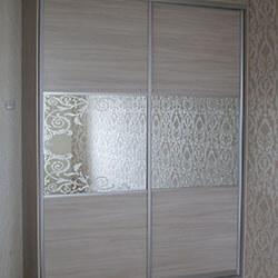 Встроенный шкаф-купе № 0176