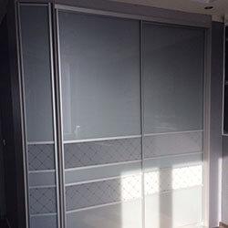 Встроенный шкаф-купе № 0003