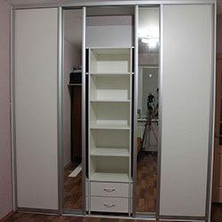 Встроенный шкаф-купе № 0190