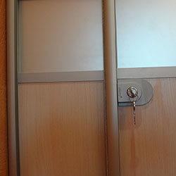 Встроенный шкаф-купе № 0199