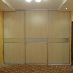 Встроенный шкаф-купе № 0200