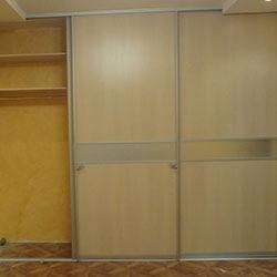 Встроенный шкаф-купе № 0203