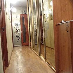 Встроенный шкаф-купе № 0219