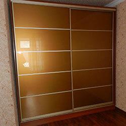 Встроенный шкаф-купе № 0230