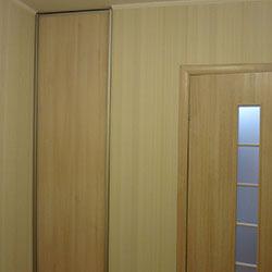 Встроенный шкаф-купе № 0231