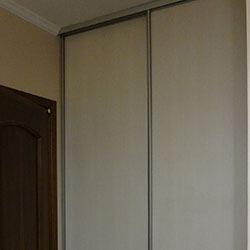 Встроенный шкаф-купе № 0234