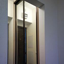 Встроенный шкаф-купе № 0262