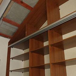 Встроенный шкаф-купе № 0280