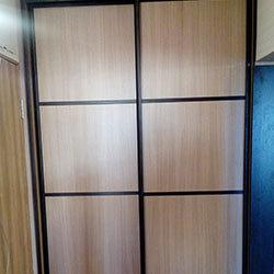 Встроенный шкаф-купе № 0292
