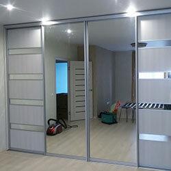 Встроенный шкаф-купе № 0295