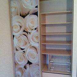Встроенный шкаф-купе № 0302