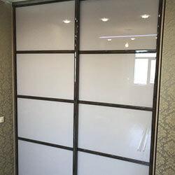 Встроенный шкаф-купе № 0034