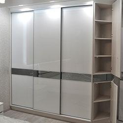 Встроенный шкаф-купе № 0306