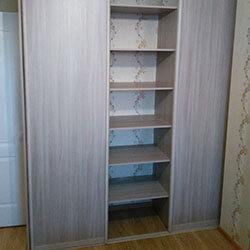 Встроенный шкаф-купе № 0313