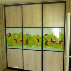 Встроенный шкаф-купе № 0314