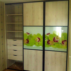 Встроенный шкаф-купе № 0315
